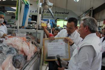 Sin riesgo, pescados y mariscos para temporada de cuaresma en CDMX
