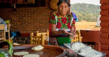 #SazónMichoacano en el Festival de la Gastronomía Michoacana