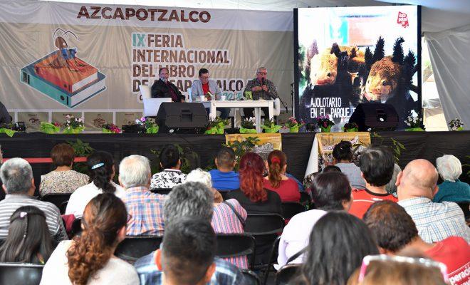 EL LEGADO DEL CARDENISMO SIGUE VIGENTE EN AZCAPOTZALCO