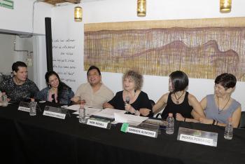 Ofrecerán seminario-coloquio Voz, conciencia, identidad y compromiso en la escena mexicana contemporánea