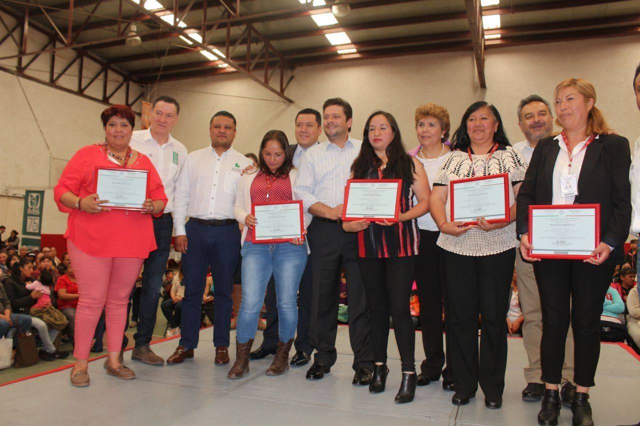 Mil 800 familias fueron incorporadas al programa PROSPERA