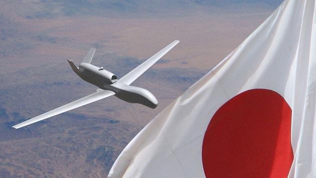 Guerra de drones en Japón