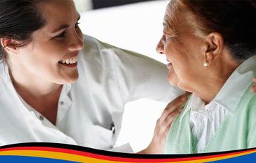 Enfermera, enfermero del Sector Salud ¿alguna vez pensaste en trabajar en Alemania?