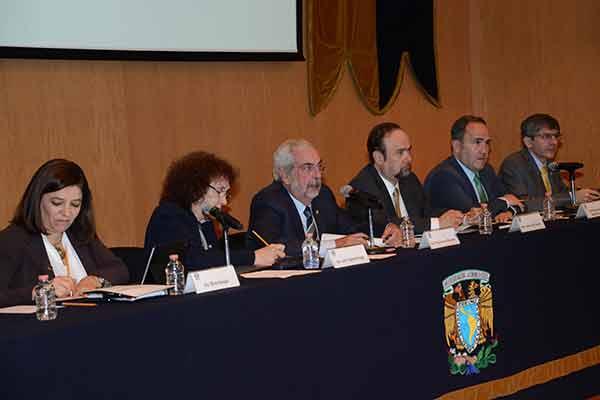 EN LA UNAM, CIENTÍFICOS DEL PAÍS DETALLAN LA AGENDA DE CIENCIA Y TECNOLOGÍA 2018-2024