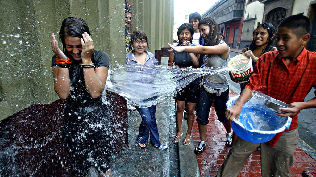 Recomienda ALDF evitar desperdicio de agua en Semana Santa para evitar multa o arresto