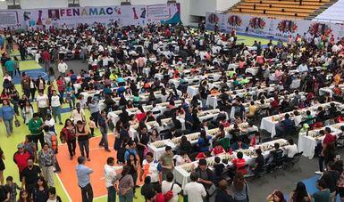 Estado de Aguascalientes recibe torneo internacional de ajedrez