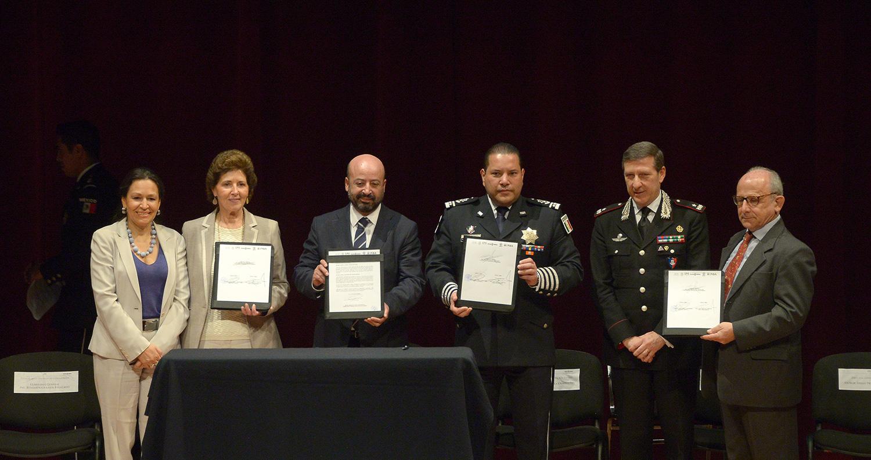 Autoridades culturales y de seguridad federal presentaron la Misión de Tutela del Patrimonio Cultural