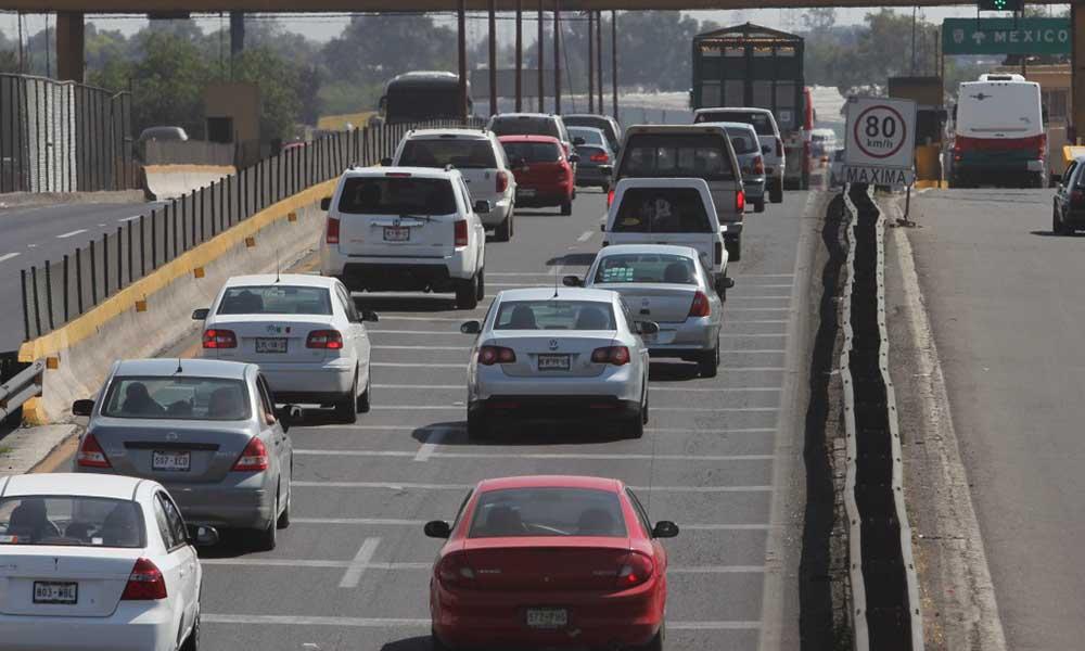 Respetar las señales de tránsito, propicia un buen viaje al circular por carretera.