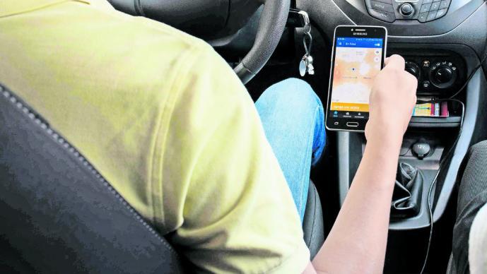 La PGJ investiga nueva modalidad de robo en taxis