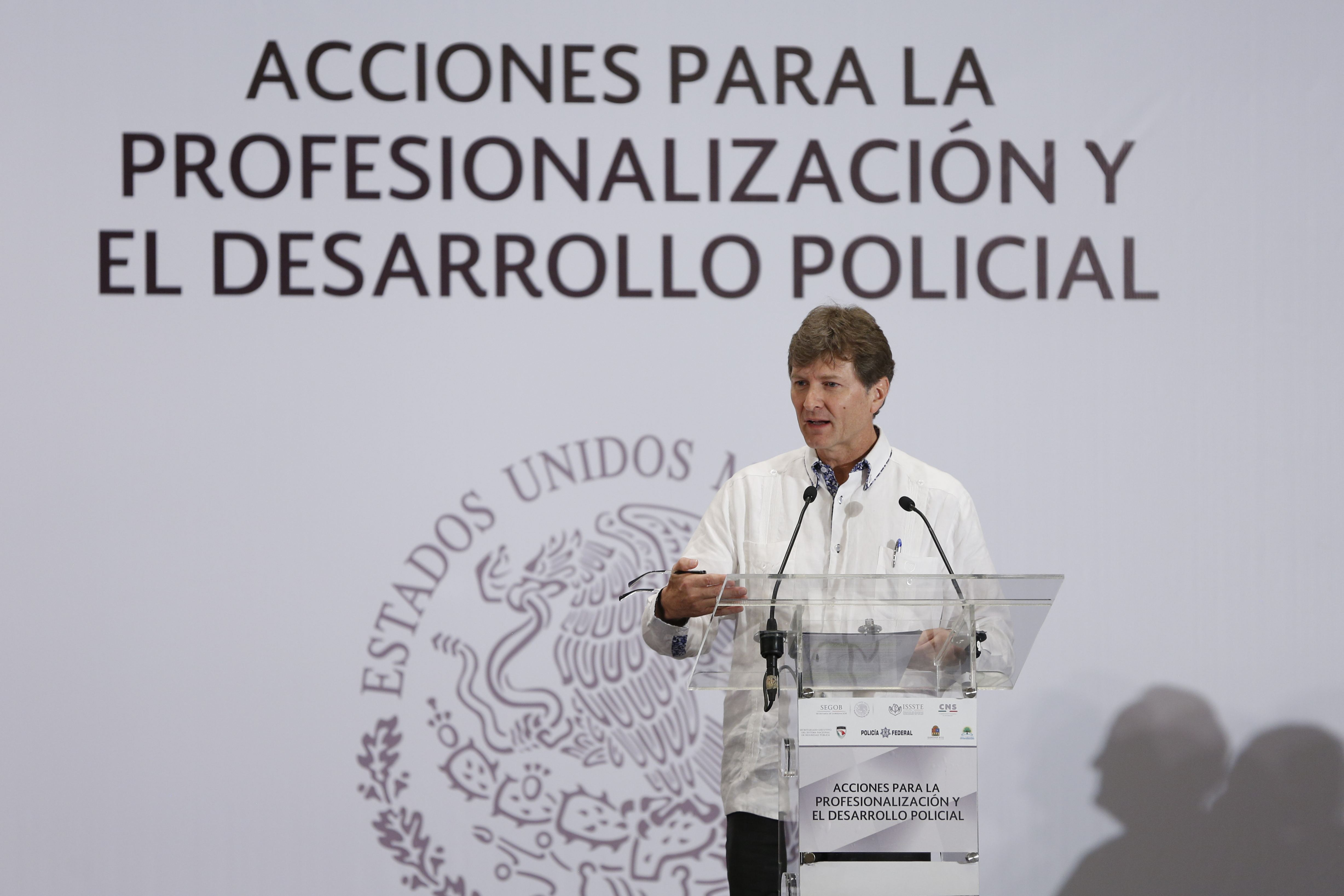 Prioritaria la seguridad de los destinos turísticos, por su impacto en la economía del país: De La Madrid