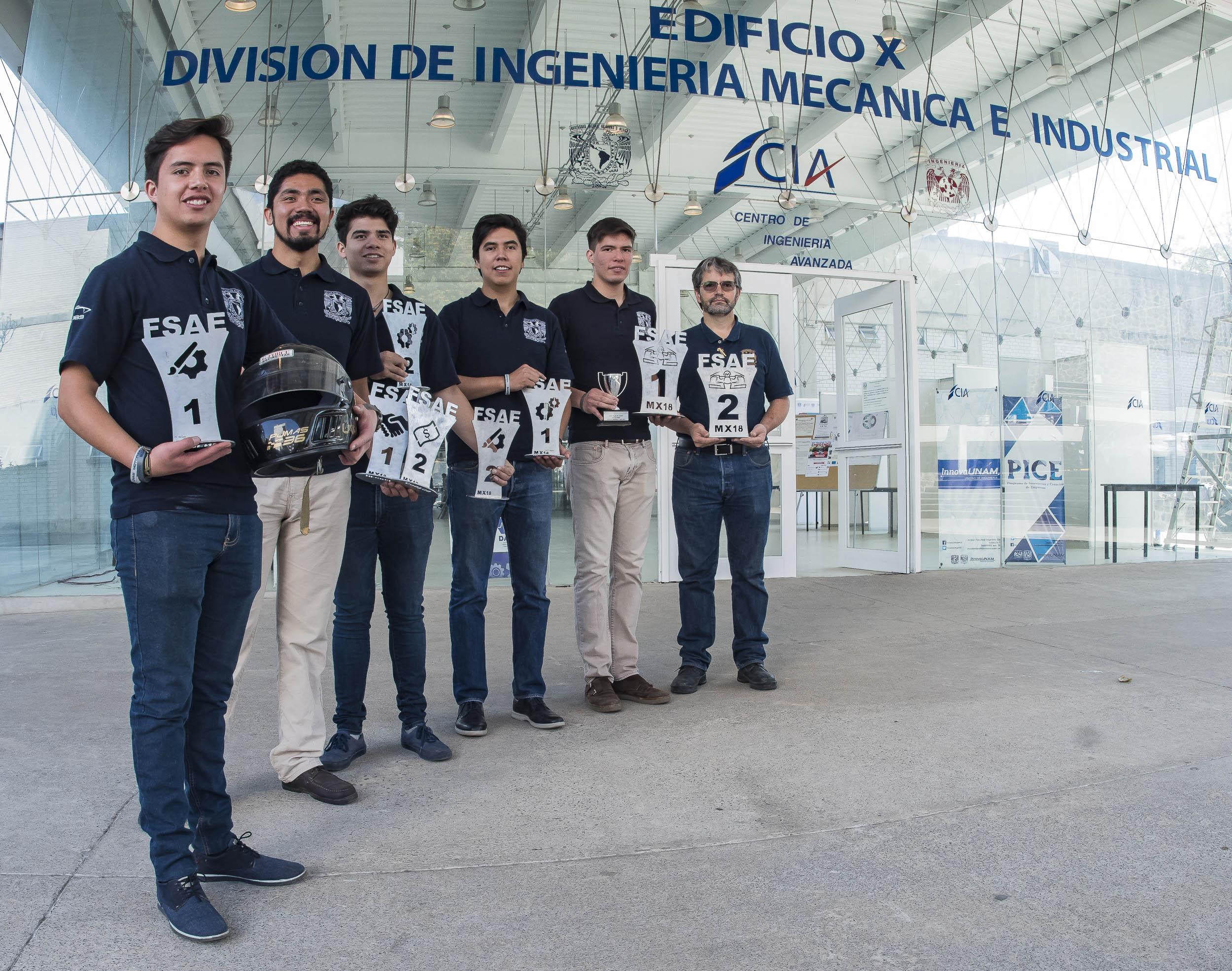 COMPETIRÁ LA ESCUDERÍA UNAM MOTORSPORTS POR PRIMERA VEZ EN LA MICHIGAN INTERNATIONAL SPEEDWAY
