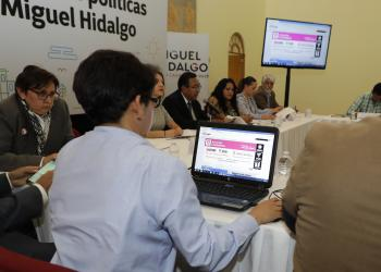 DMH HABILITA PLATAFORMA DIGITAL DE AVISOS PARA EVENTOS ELECTORALES