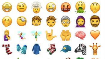 Los nuevos emojis de Apple