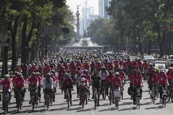 GCDMX organiza gran rodada por el Día Mundial de la Bicicleta