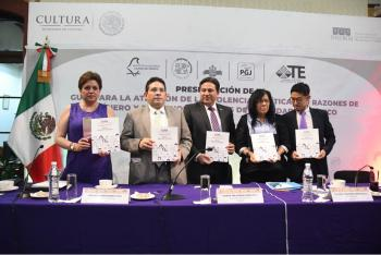 Publica IECM Guía para prevenir violencia política contra mujeres y grupos vulnerables durante comicios