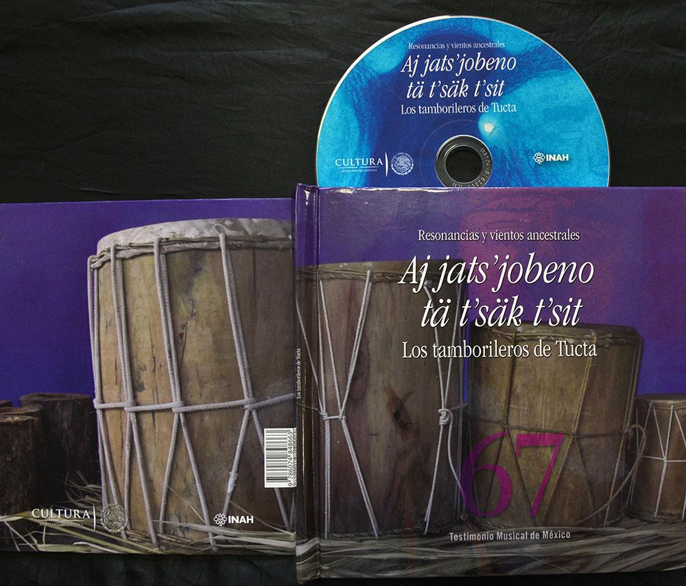 Fonograma recupera música de los tamborileros de Tucta, en Tabasco
