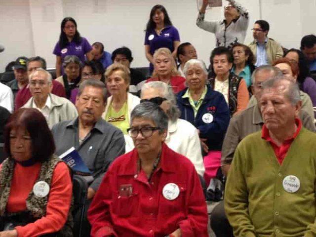 Imparten talleres para adultos mayores sobre valores cívicos