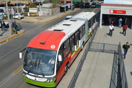Mexibús tendrá ruta exprés de Ecatepec a la estación Lechería del Suburbano