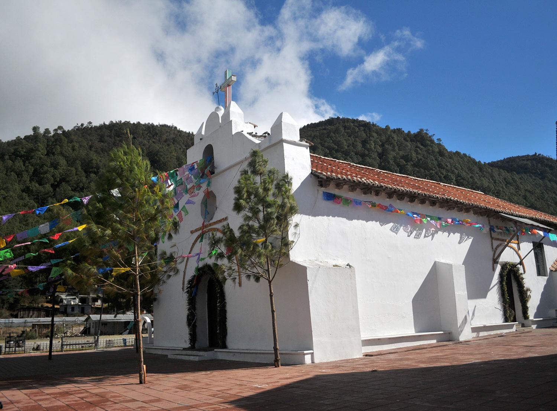 Concluye restauración de cuatro inmuebles históricos de Chiapas afectados por sismo del 7 de septiembre