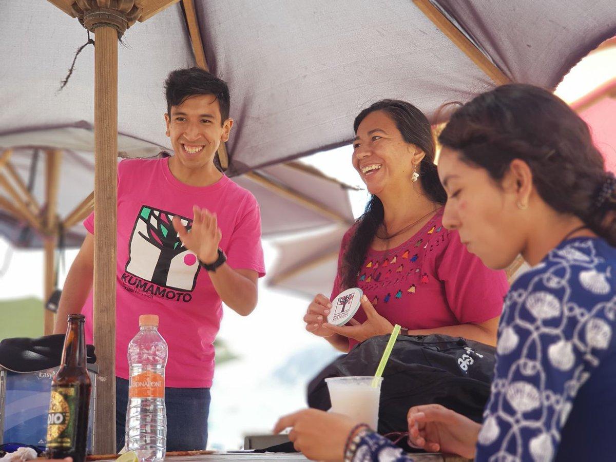 Promete Kumamoto impulso desde el Senado a Sin Voto No Hay Dinero