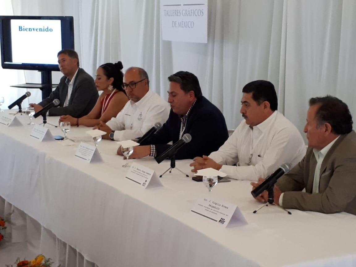 Inicia producción de papel seguridad para el Proceso Electoral Local de 2018
