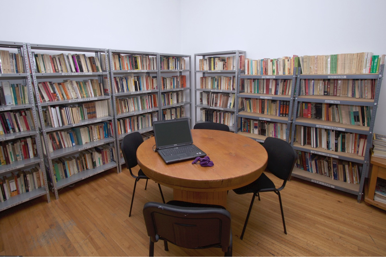 Inicia el acervo de Biblioteca Memorial 19s en Casa Refugio Citlaltépetl