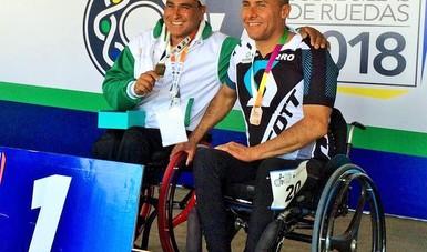 Saúl Mendoza reaparece en los escenarios deportivos en Querétaro 2018
