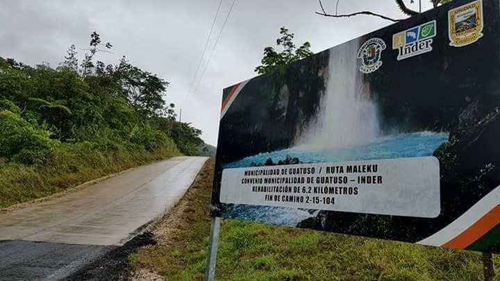 Rehabilitación de Ruta Turística Los Maleku en Costa Rica beneficiará a 70 mil personas
