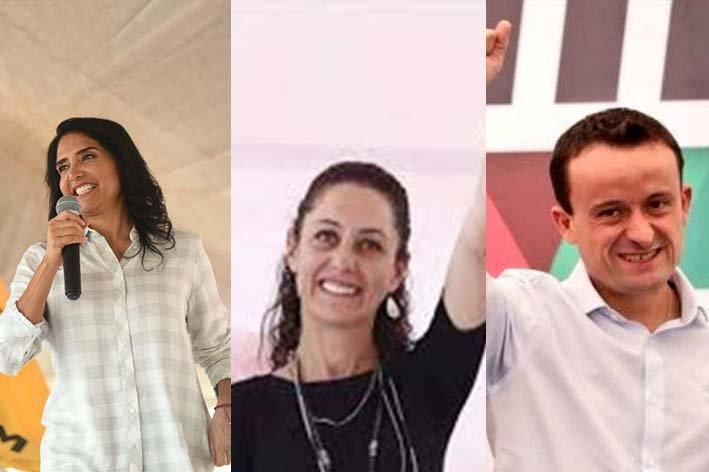 El Andén y Noticias del DF se unen para llevarte el debate de los candidatos a la Jefatura de Gobierno de la CDMX