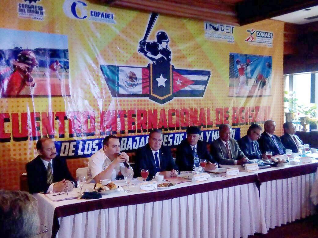 Encuentro Internacional de Béisbol de los Trabajadores