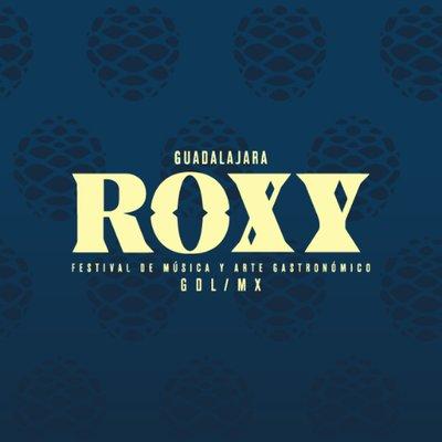México tiene de los mejores festivales del mundo. Festival Roxy Guadalajara