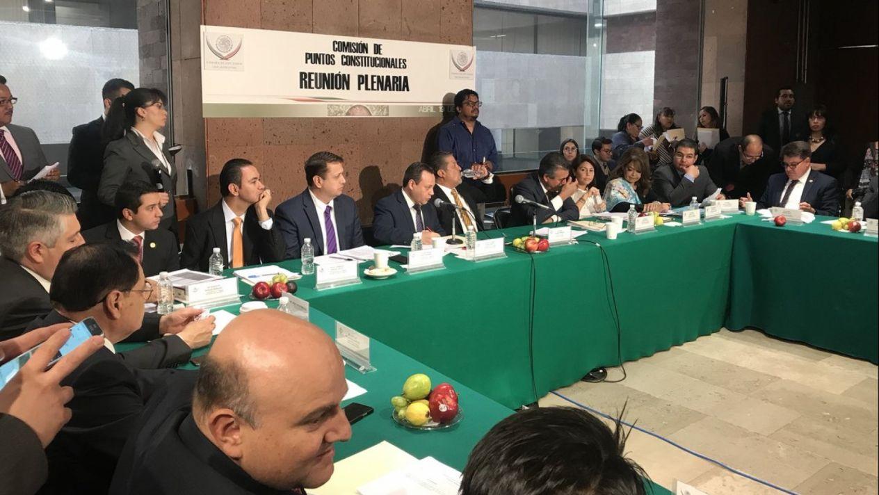 Diputados aprueban proyecto de reforma para eliminar el fuero