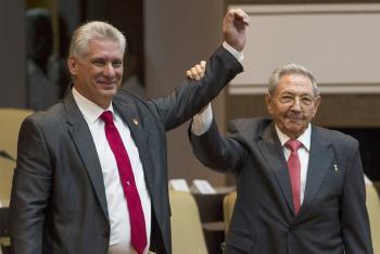 Miguel Díaz-Canel, nuevo Presidente de Cuba