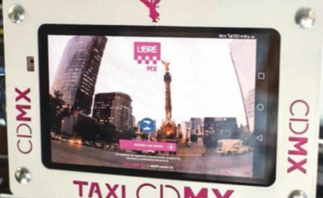 Costará 12 pesos el uso de la App para taxis libres