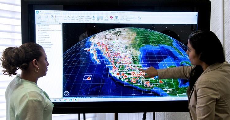 Conoce las cartas impresas y editadas por el Servicio Geológico Mexicano