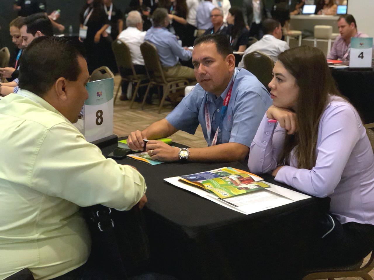 Expectativas de negocios por más de 110 millones de pesos genera Conéctate Al Turismo de la Sectur