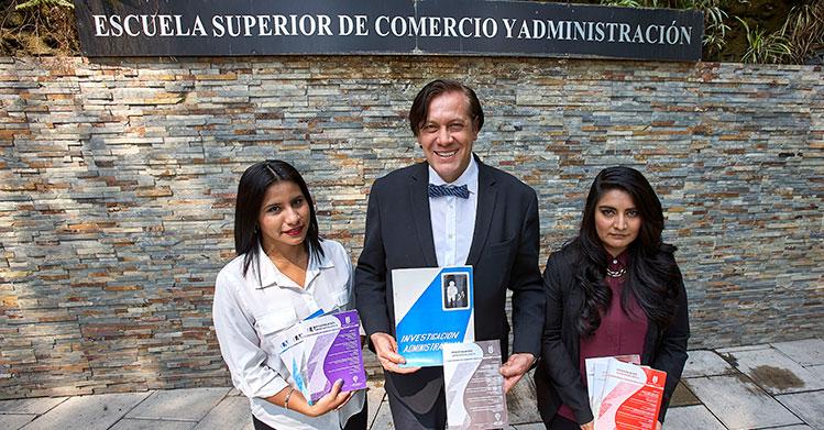 Ingresa al CONACYT la revista investigación administrativa de la ESCA Santo Tomás del IPN