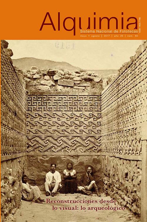 Relación de la fotografía con el trabajo arqueológico, en la nueva entrega de la revista Alquimia