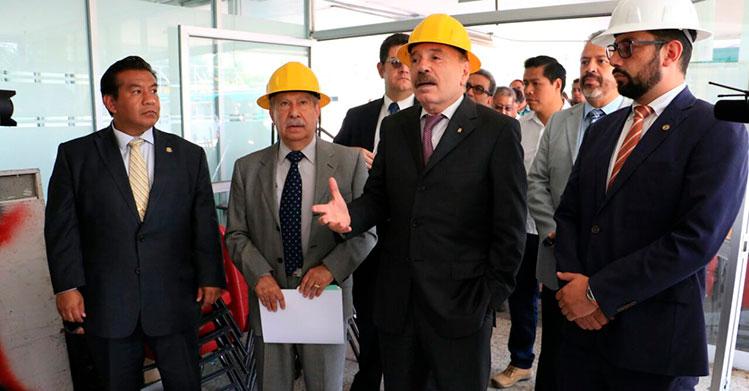 Alrededor de 250 mdp se destinarán para reconstrucción de escuelas en el IPN