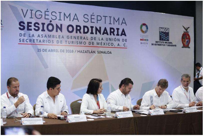 Presenta Sectur nueva metodología para mejorar la estadística de la actividad turística en México