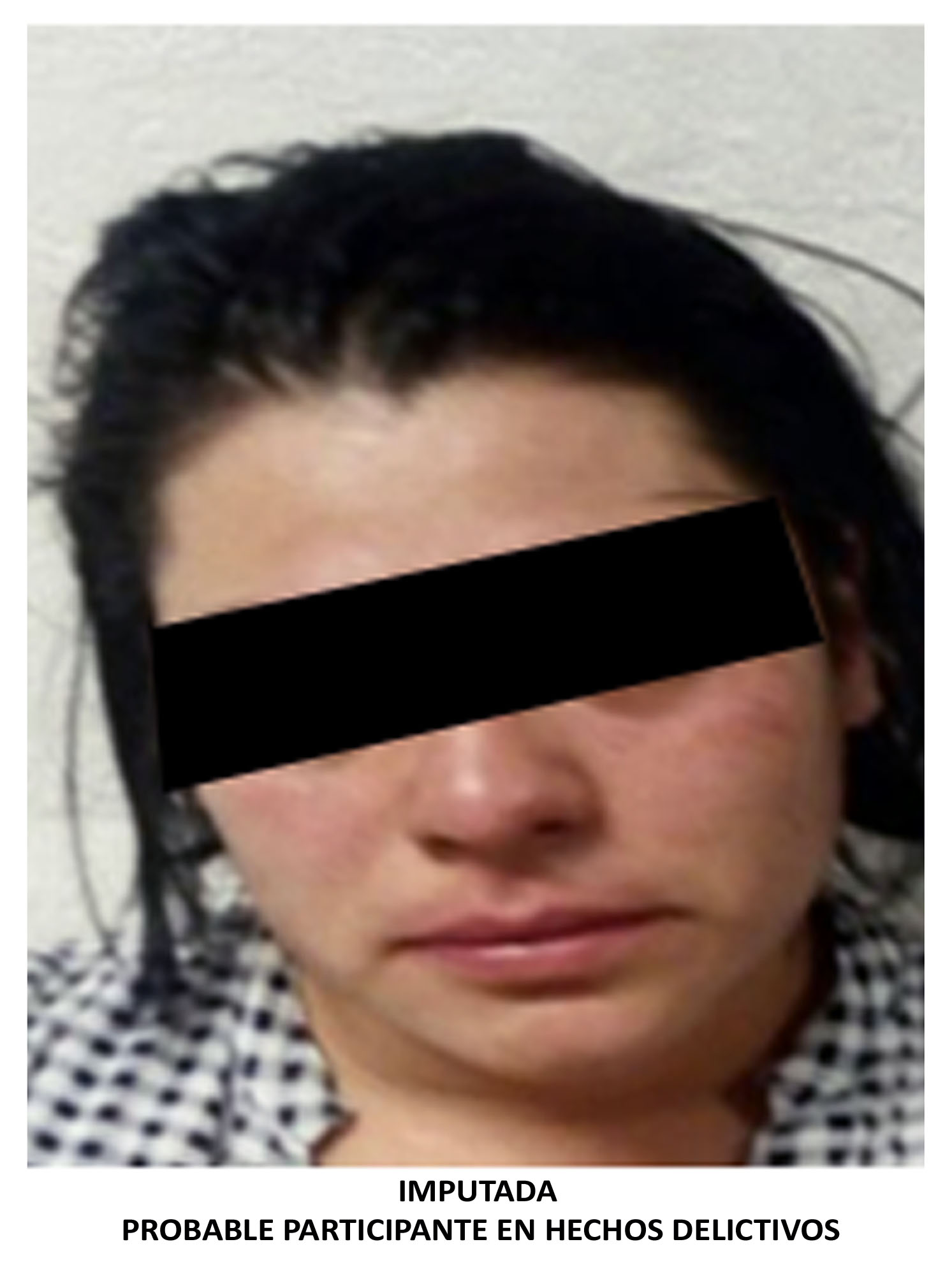 Vinculan a proceso a una mujer acusada de homicidio