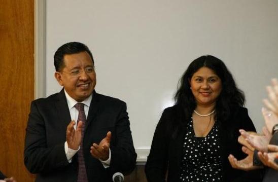Nombran a Julieta González como Secretaria de Finanzas