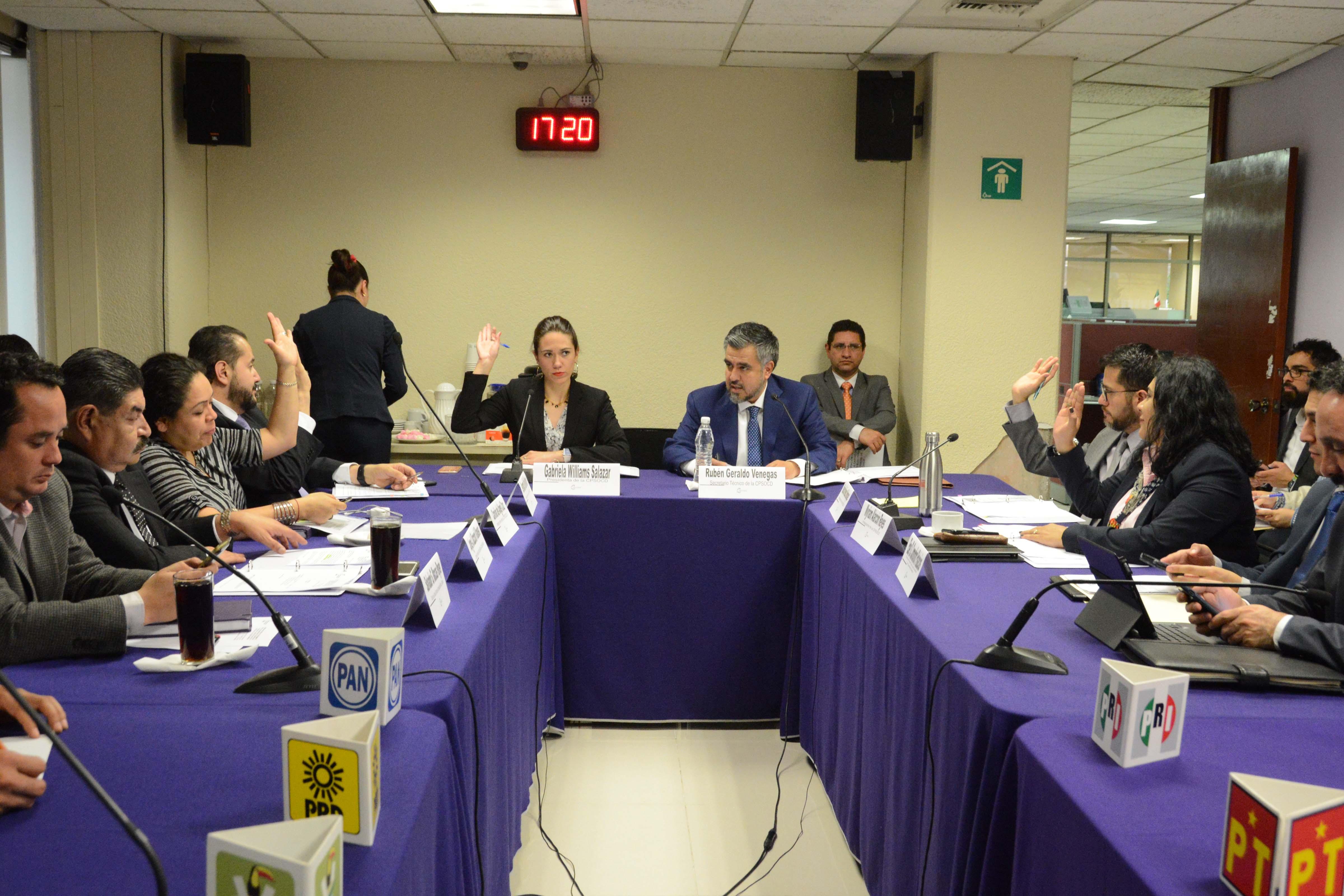 Alista IECM debates entre candidaturas para elección de Alcaldías y Diputaciones Locales