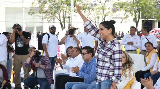 Barrales: En Morena se unieron los perdedores
