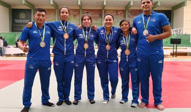 Universidad Autónoma de Nuevo León, primer sitio en medallas hasta el momento