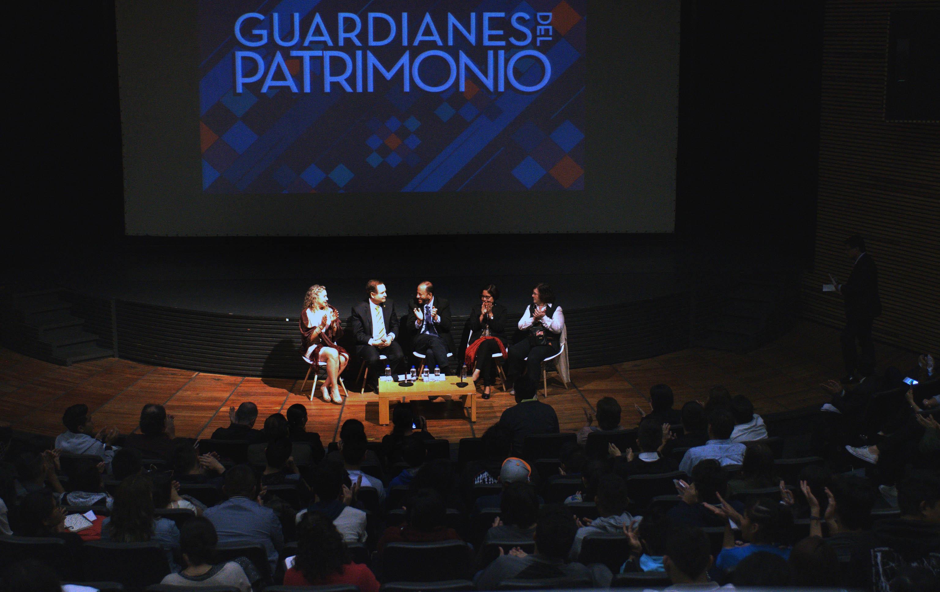 PRESENTAN INICIATIVA GUARDIANES DEL PATRIMONIO, DESARROLLADA POR LA UNAM Y LA CDMX