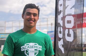 Joven saltillense brilla en Torreón