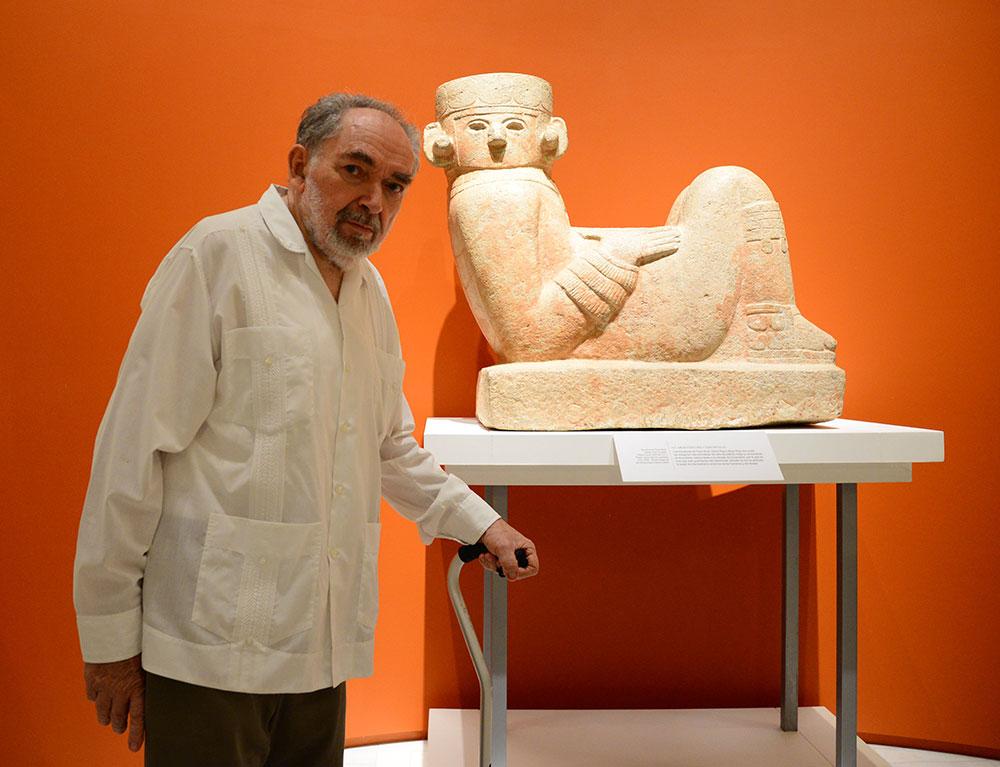 El INAH lamenta el deceso del doctor Peter Schmidt, especialista en el área maya