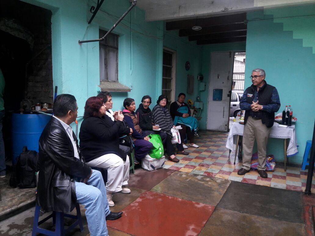 Planteles educativos en Benito Juárez, no han recibido apoyo de las autoridades delegacionales, durante los últimos 6 años: Carlos Girón
