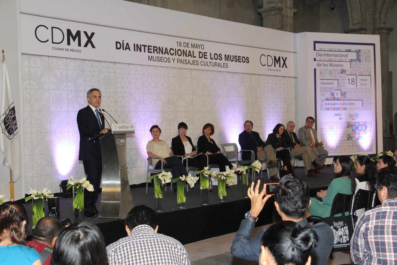 La Ciudad de México celebra a sus museos en mayo